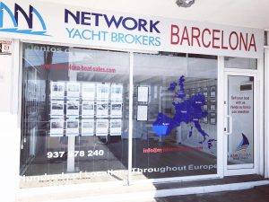 new office in barcelona yacht brokers