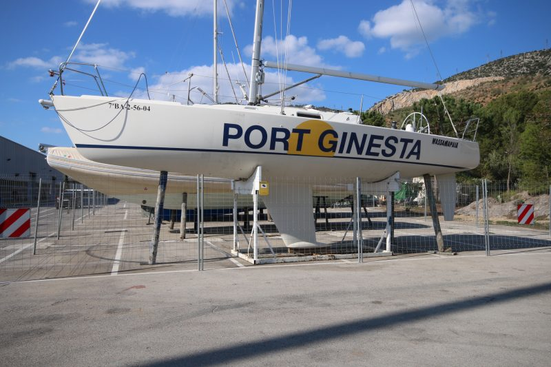 Bateaux Port Ginesta history