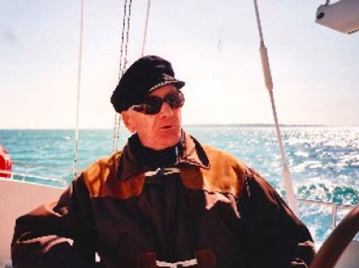 Henri Amel history sailing on the ocean