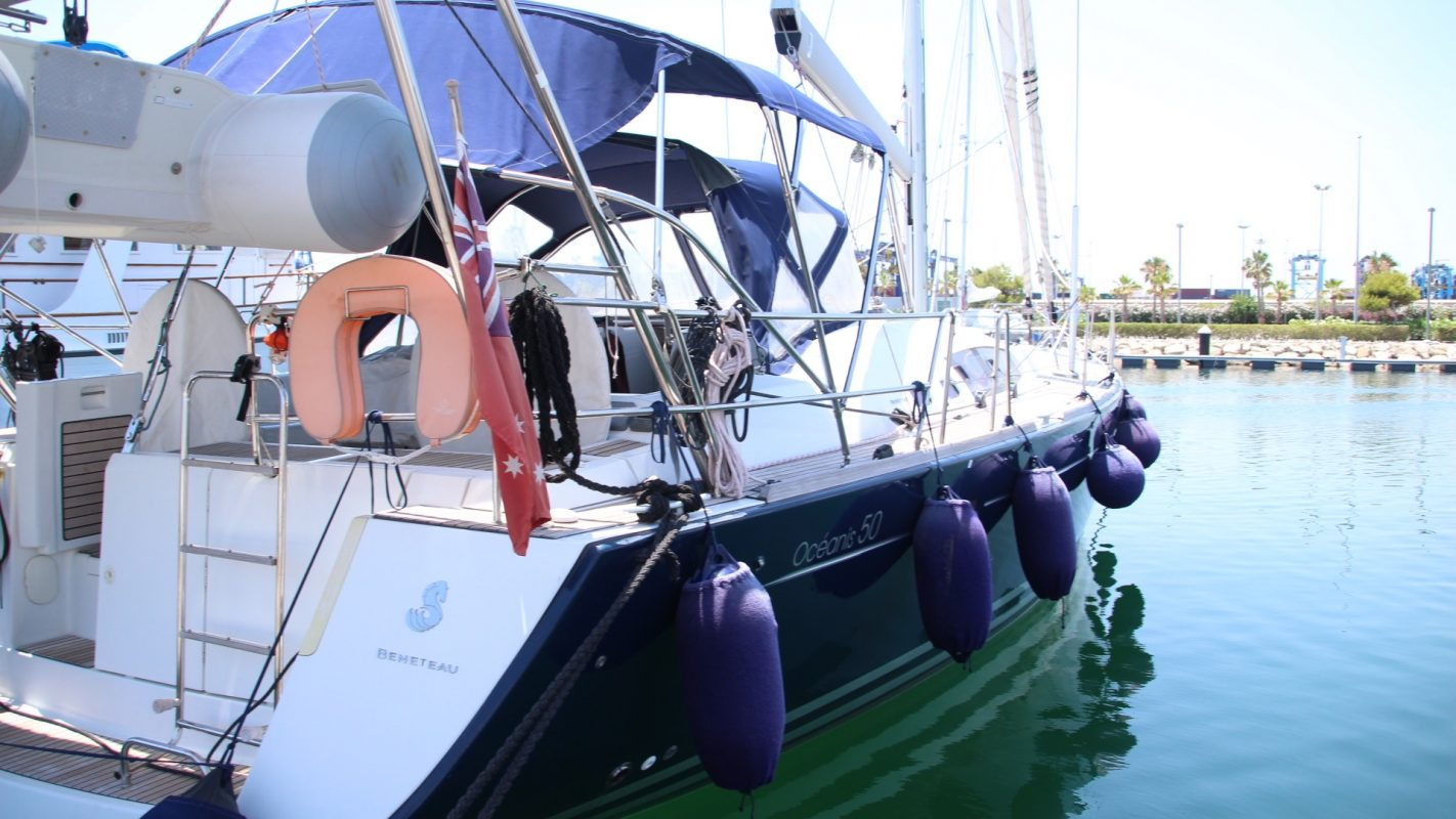 Beneteau50 Network Yacht Brokers buy a boat