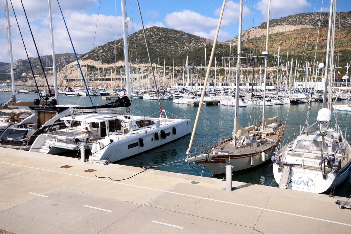 Marina Berths Port Ginesta