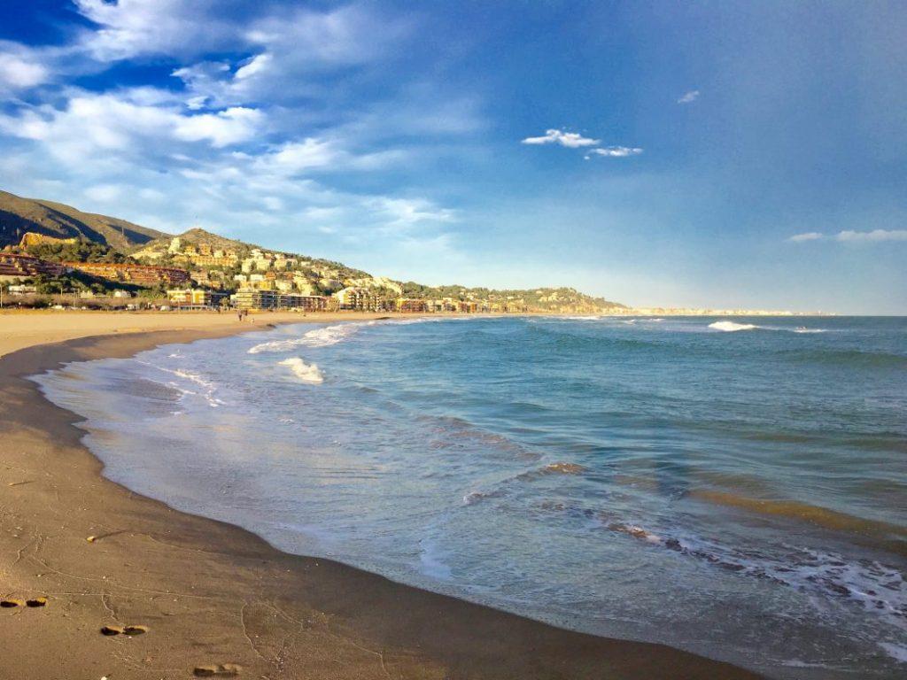 Castelldefels Playa