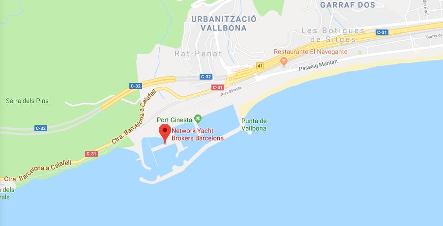 Network Yacht Brokers Barcelona contattaci