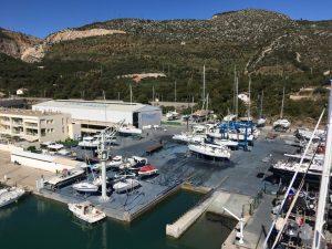 YardPortGinesta Marina Services