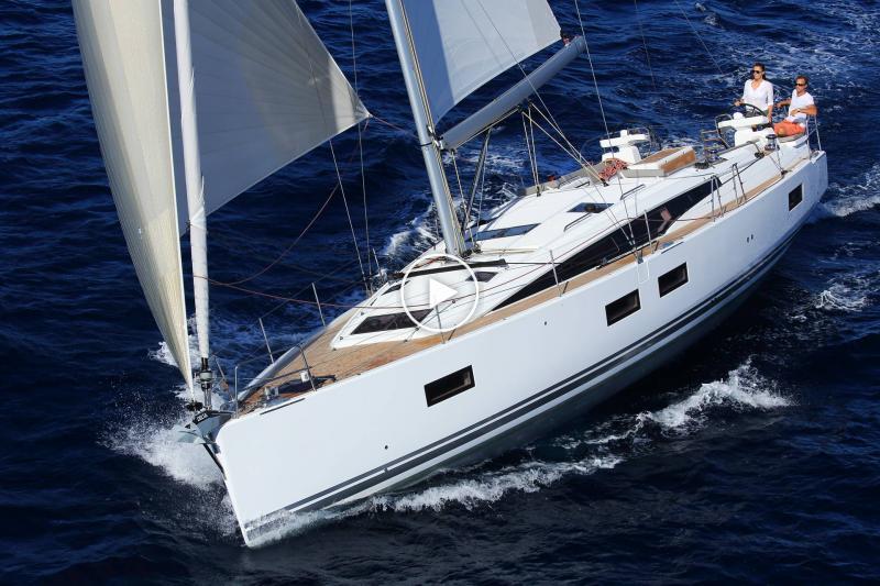 Jeanneau 51 Yacht