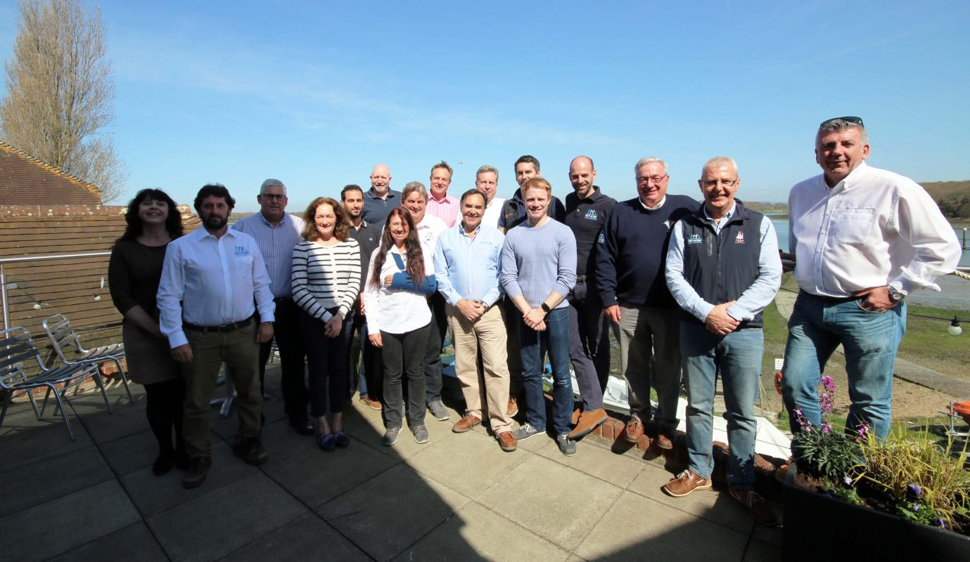 Yacht Brokers Meeting 2018 à Chichester