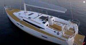 jeanneau yacht archive promo video 469 Yacht