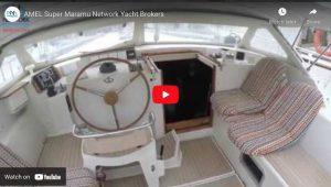Amel super maramu Yacht Video walkround