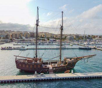 Piratenschiff zu verkaufen Barcelona