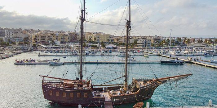 Pirate ship for sale Barcelona