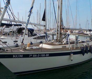 Seite Halberg Rassey Yacht Zum Verkauf Barcelona