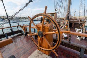 Wheel Pirate ship for sale Barcelona
