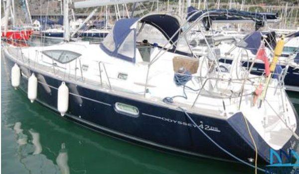Jeanneau 42 DS Yacht Free Spirit.