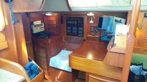 Halberg Rassey Yacht For Sale Barcelona