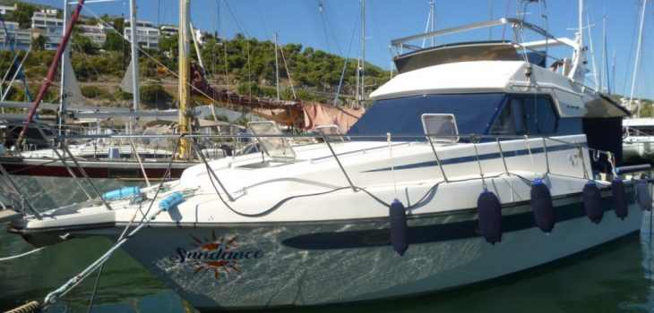 Flybridge Motor Yacht Sundance Port Ginesta