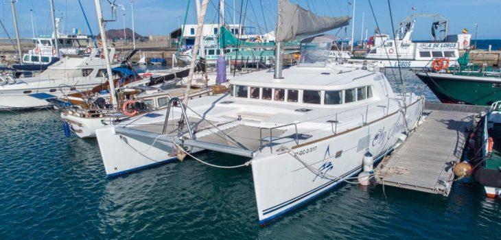 Lagoon Catamaran Yacht For Sale Spain