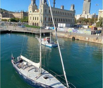 Ansa Yacht in Barcelona
