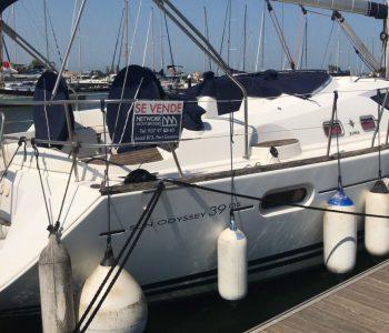 Jeanneau 39 DS Yacht zum Verkauf Sant Carles Marina