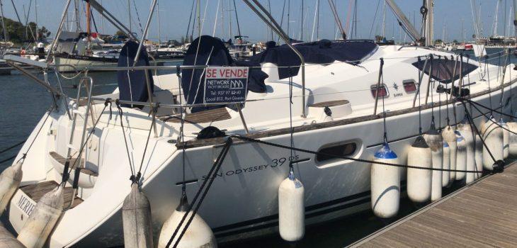 Jeanneau 39 DS Yacht in vendita Sant Carles Marina