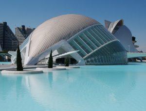 Valencia Spain(art and sciences)