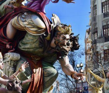 Saint Joseph Valencia Spanien