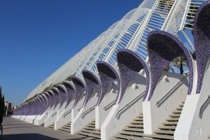 Sciences and art Valencia